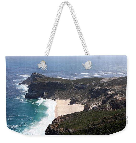 Cape Of Good Hope Coastline - South Africa Weekender Tote Bag
