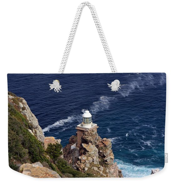 Cape Of Good Hope Lighthouse Weekender Tote Bag