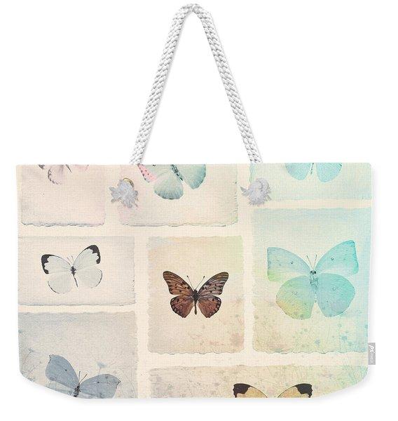Captured Beauty Weekender Tote Bag