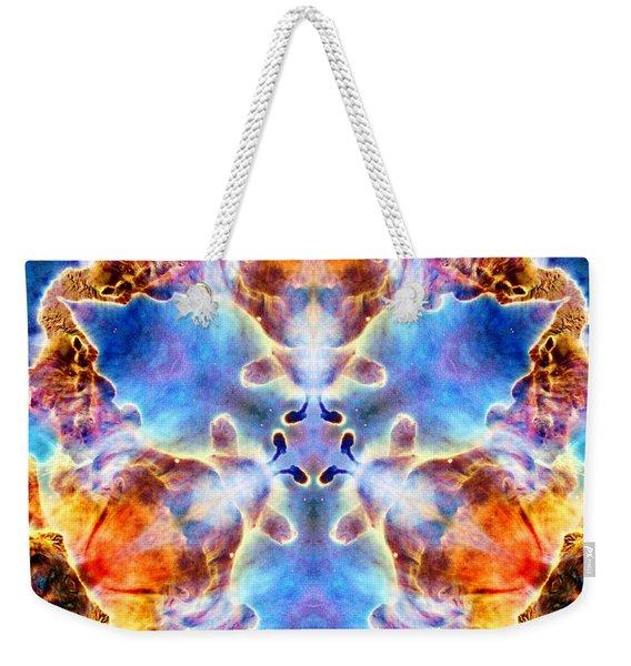 Carina Nebula Vi Weekender Tote Bag