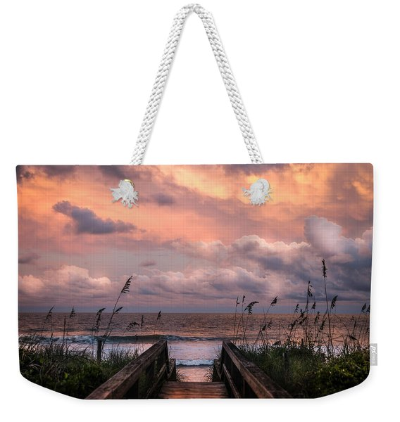 Carolina Dreams Weekender Tote Bag