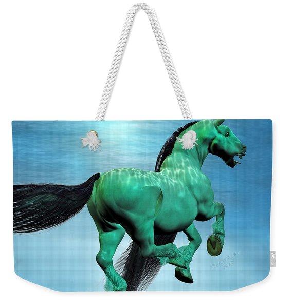 Carousel Iv Weekender Tote Bag