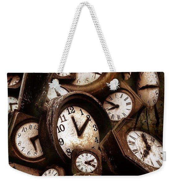 Carpe Diem - Time For Everyone Weekender Tote Bag