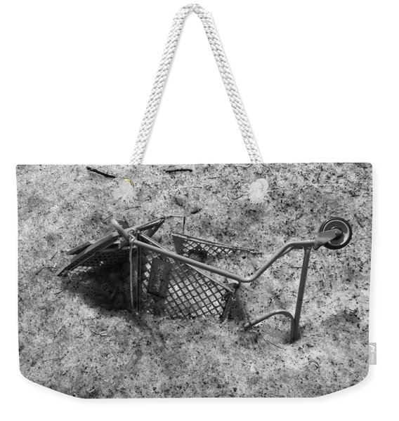 Cart Art No. 17 Weekender Tote Bag