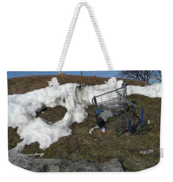 Cart Art No. 19 Weekender Tote Bag