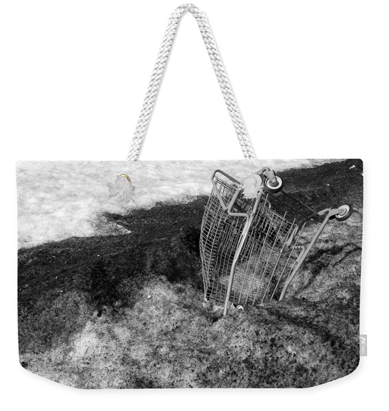 Cart Art No. 9 Weekender Tote Bag