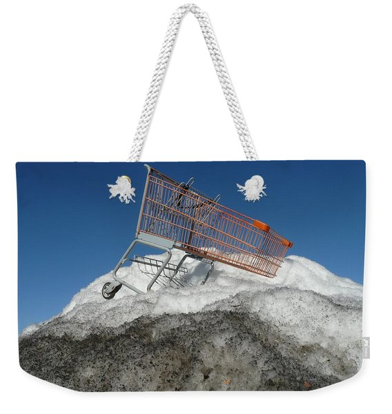 Cart Art No.6 Weekender Tote Bag