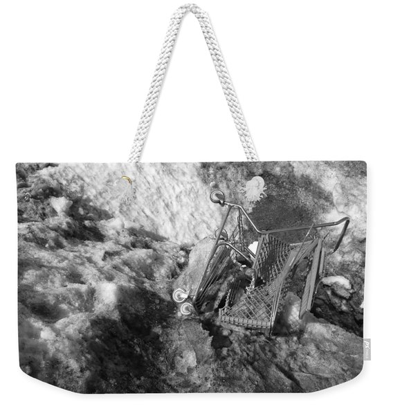 Cart Art No.7 Weekender Tote Bag