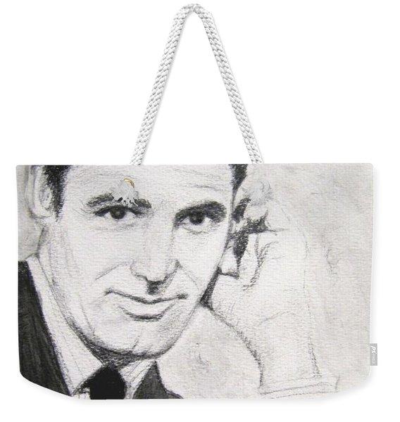 Cary Grant Weekender Tote Bag