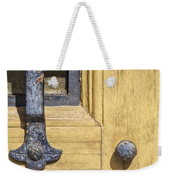 Castle Door IIi Weekender Tote Bag