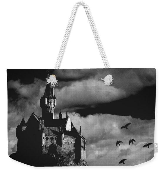 Castle In The Sky Weekender Tote Bag