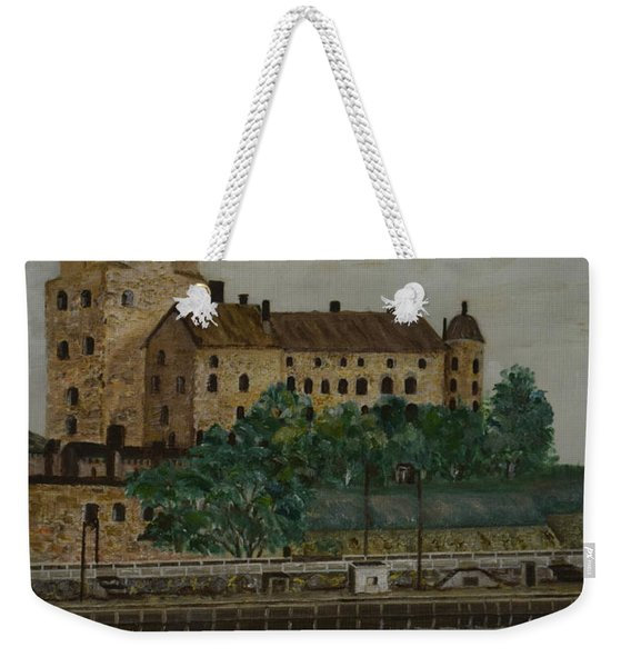 Castle Of Vyborg Weekender Tote Bag