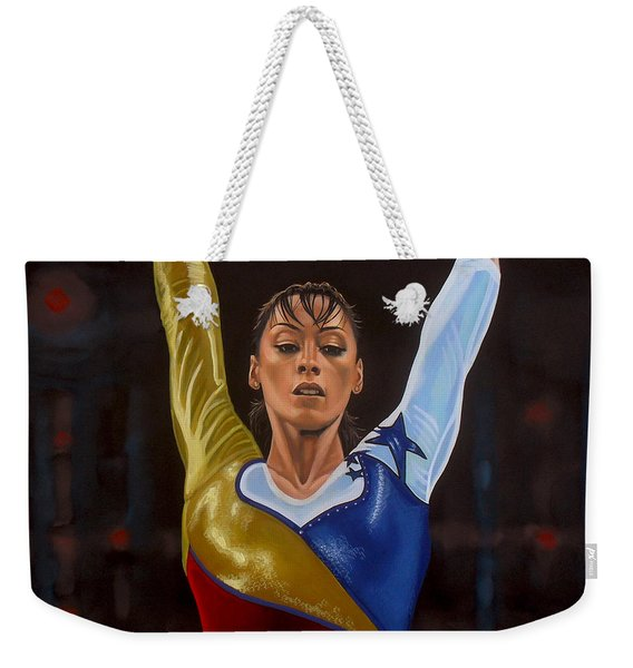Catalina Ponor Weekender Tote Bag
