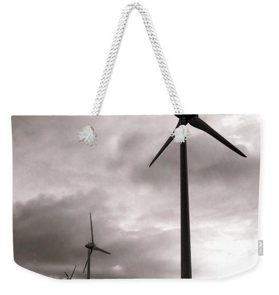 Catch The Wind Weekender Tote Bag
