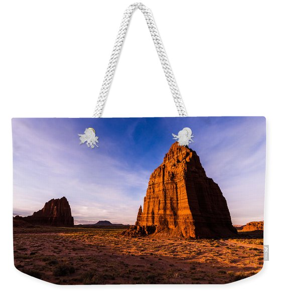 Cathedral Temples Weekender Tote Bag