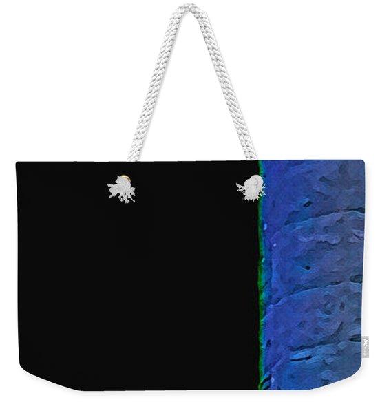 Cathedral W/gargoyle - Poster Art 3 Weekender Tote Bag