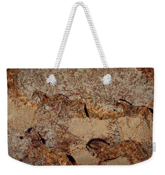 Cave 2 Weekender Tote Bag