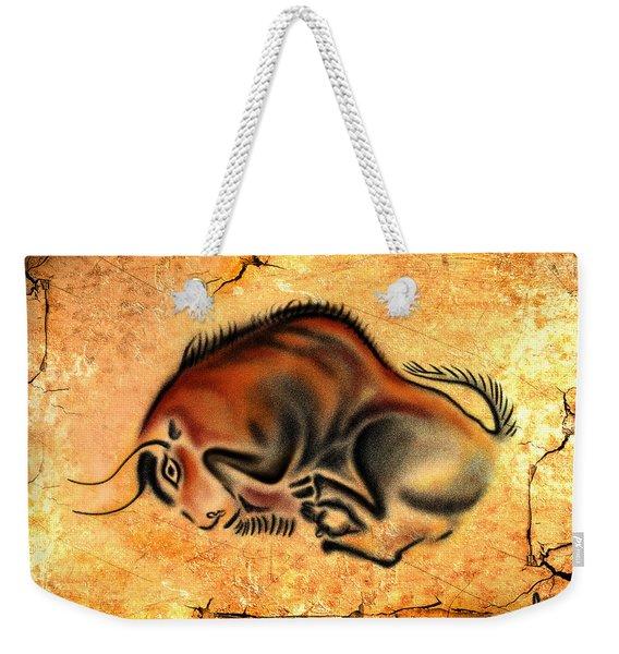 Cave Painting Weekender Tote Bag