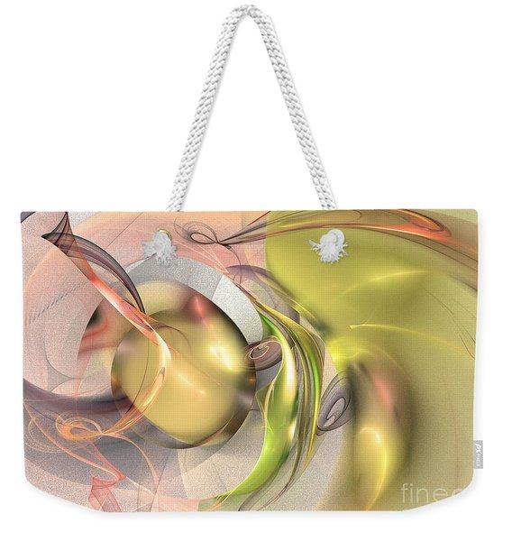 Celebration Of Fertility Weekender Tote Bag