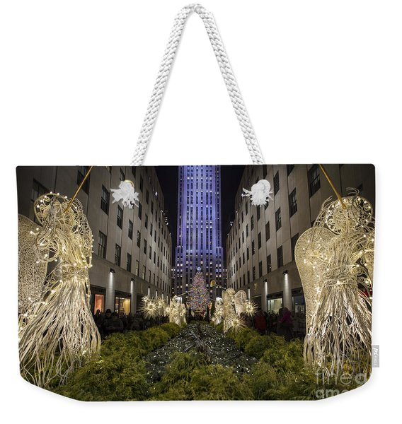 Celebration Of Light Weekender Tote Bag