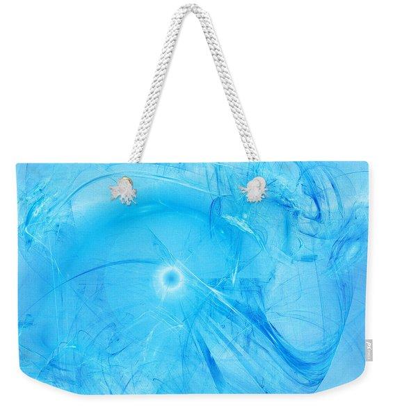 Celestial Intelligencer Weekender Tote Bag