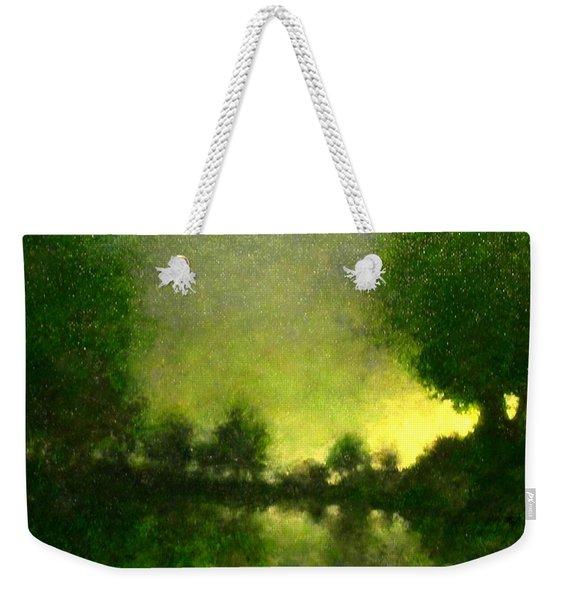 Celestial Place #4 Weekender Tote Bag
