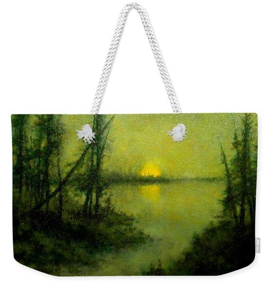 Celestial Place #5 Weekender Tote Bag