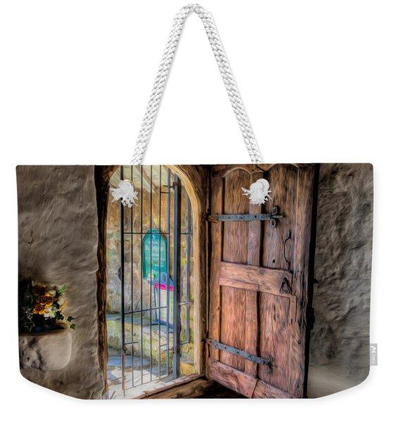Celynnin Entrance Weekender Tote Bag
