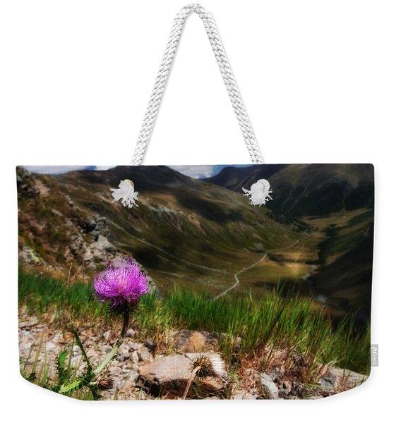 Centaurea Weekender Tote Bag