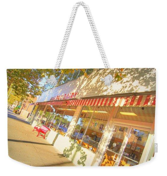 Central Dairy Weekender Tote Bag