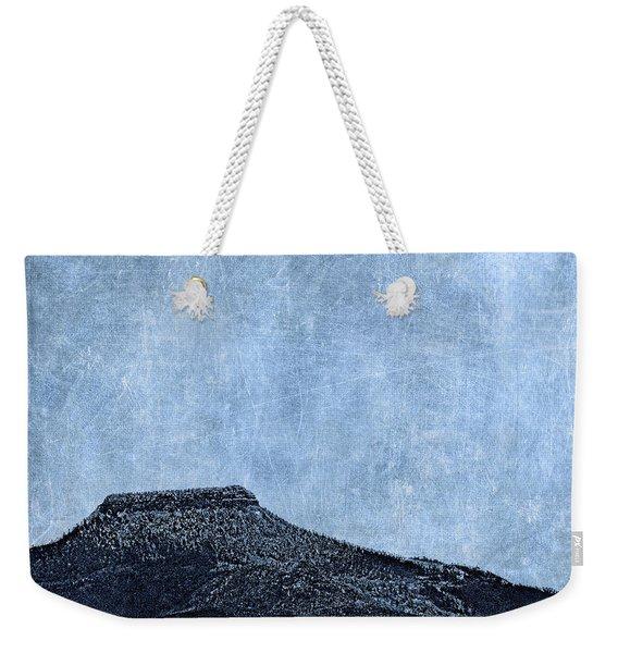 Cerro Pedernal Weekender Tote Bag