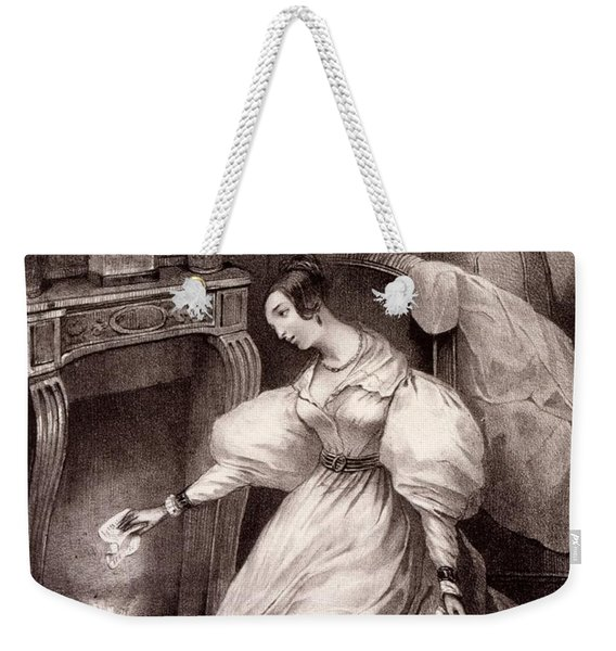 Chagrin Damour, Early C19th Weekender Tote Bag