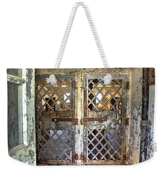 Chain Gang-3 Weekender Tote Bag