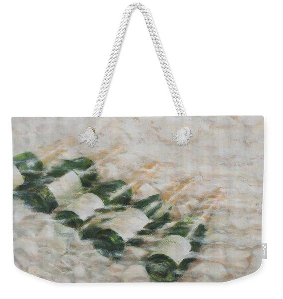 Champagne Cooling Weekender Tote Bag