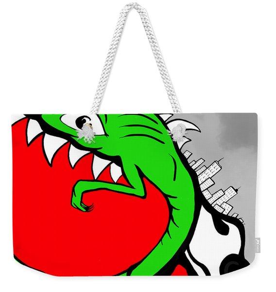 Change Weekender Tote Bag