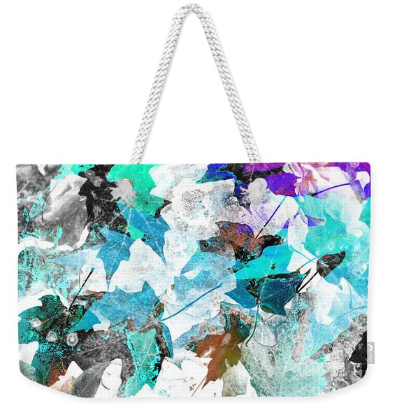 Change Is On The Way Weekender Tote Bag