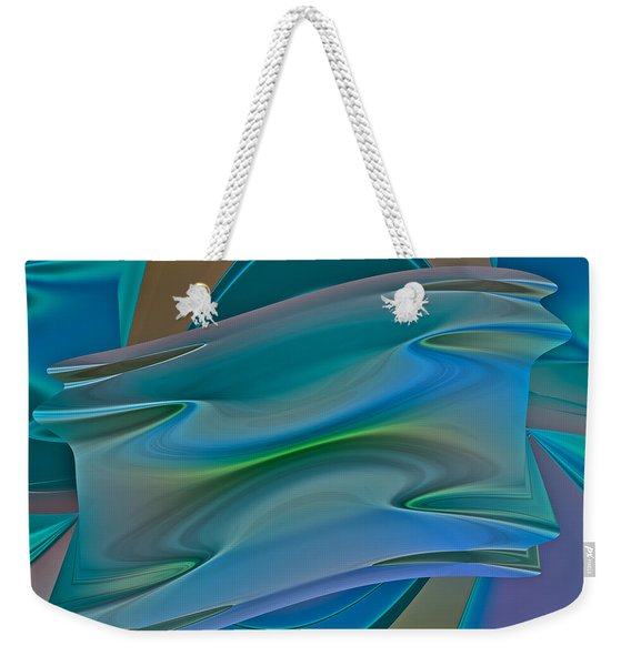 Changing Expectations Weekender Tote Bag