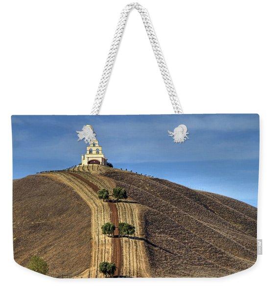 Chapel Hill Weekender Tote Bag