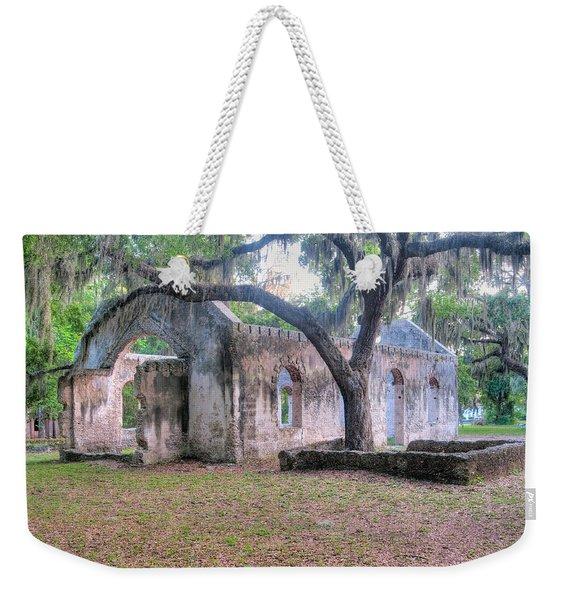 Chapel Of Ease Weekender Tote Bag