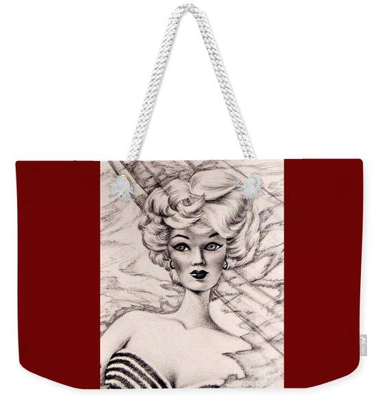 Charice Doll Weekender Tote Bag