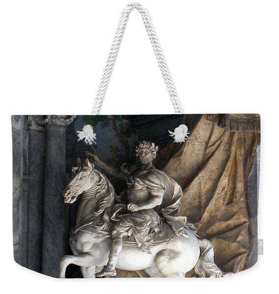 Charlemagne  Weekender Tote Bag