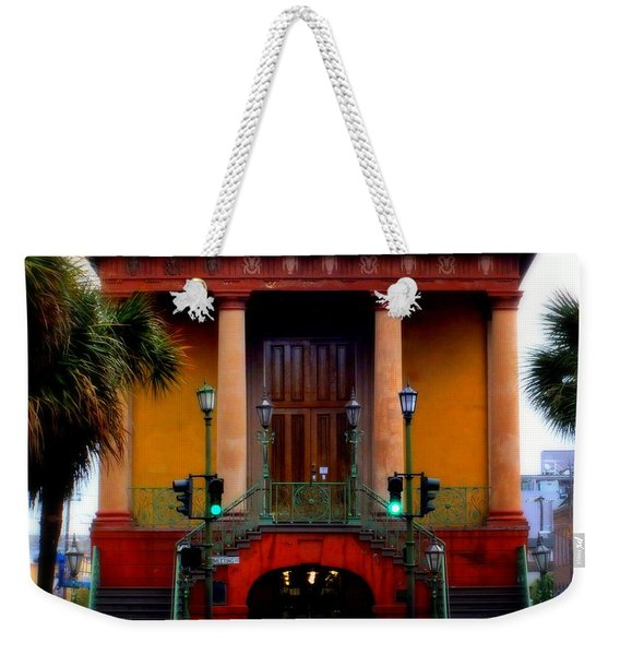 Charleston Weekender Tote Bag