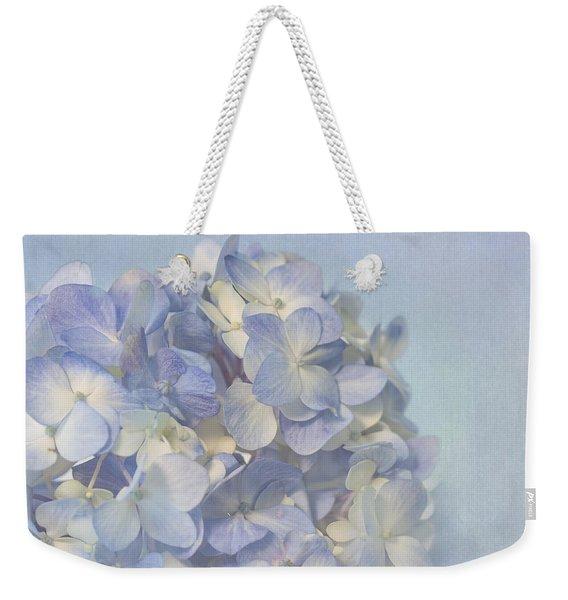 Charming Blue Weekender Tote Bag