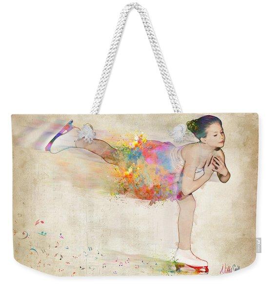 Chase Your Dreams Weekender Tote Bag