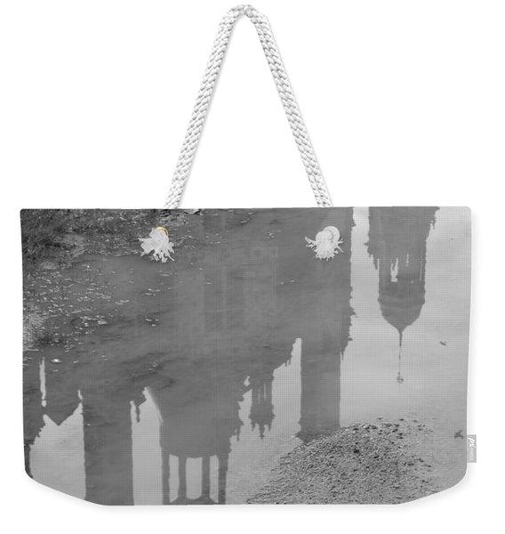 Chateau Chambord Reflection Weekender Tote Bag