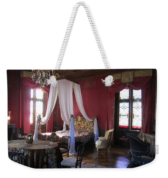 Chateau De Cormatin Weekender Tote Bag
