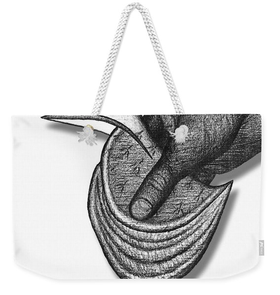 Chausson Aux Pommes Weekender Tote Bag