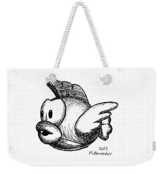 Cheep Cheep Weekender Tote Bag