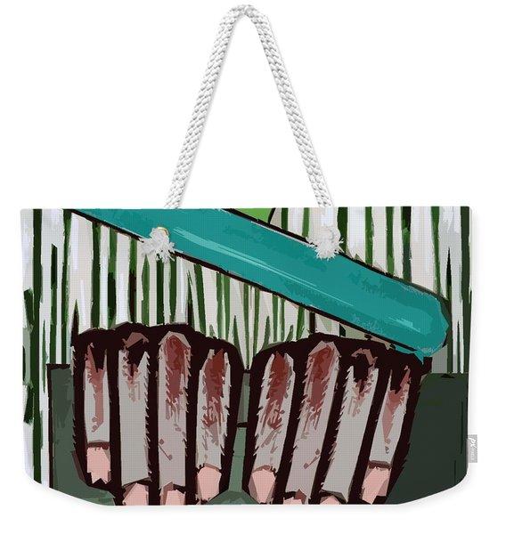 Chef Weekender Tote Bag
