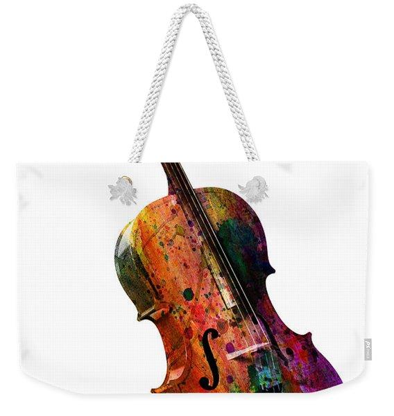 Chello Weekender Tote Bag